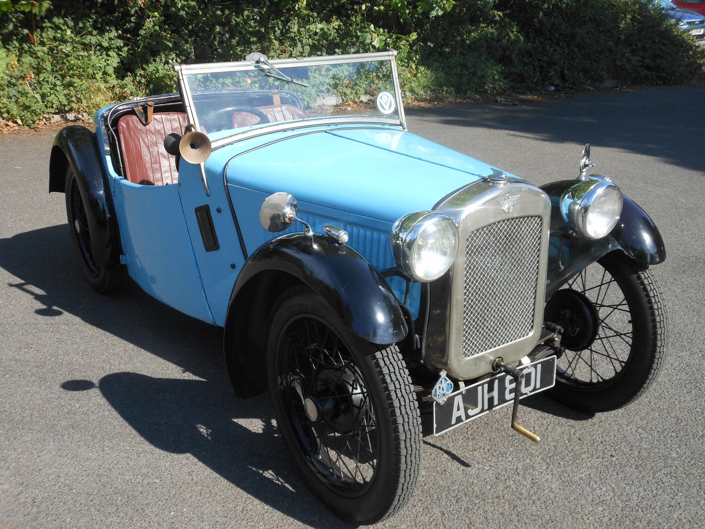 1935 Austin 7 Nippy