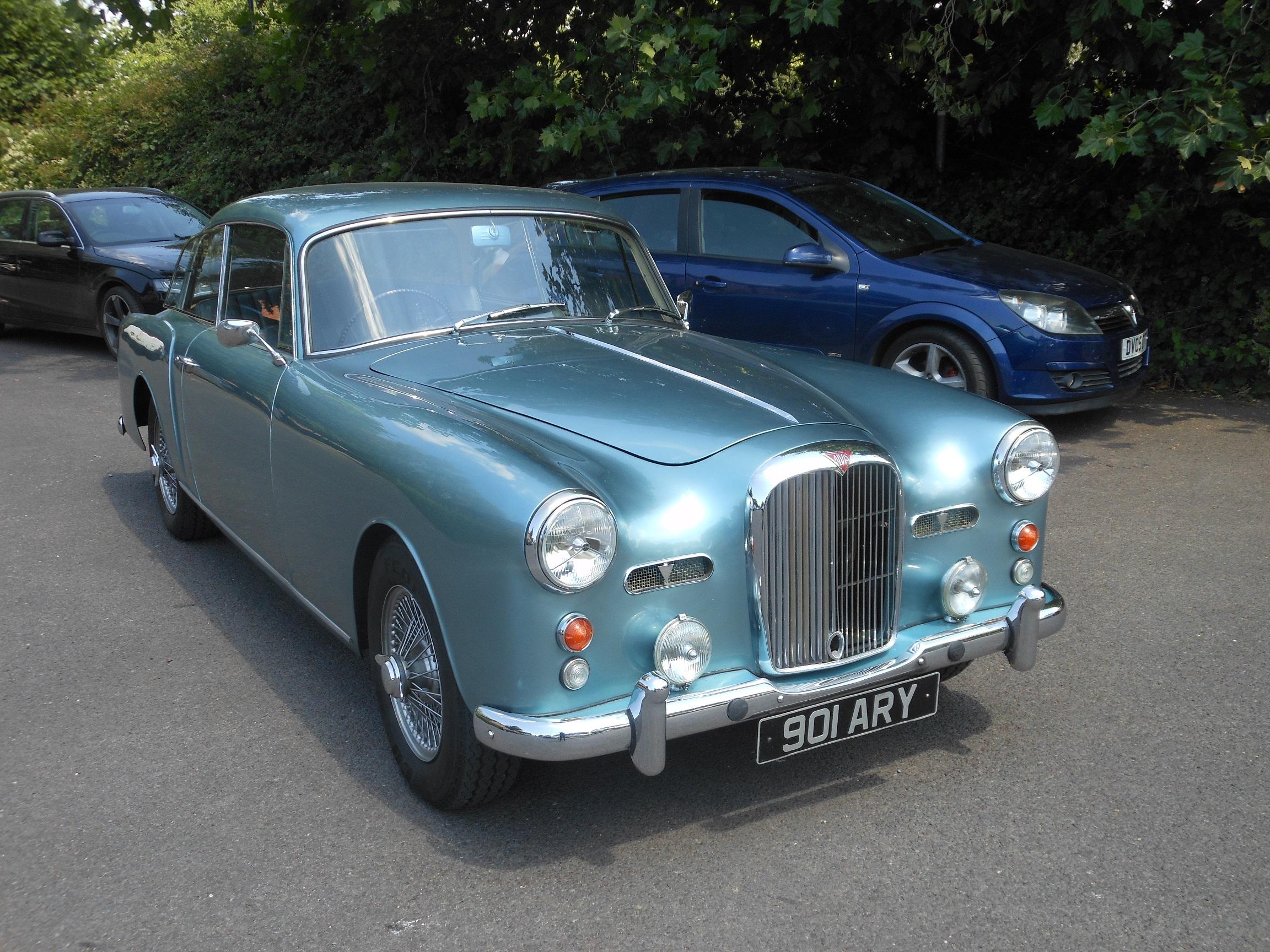 1961 Alvis TD21 Series 1 Park Ward